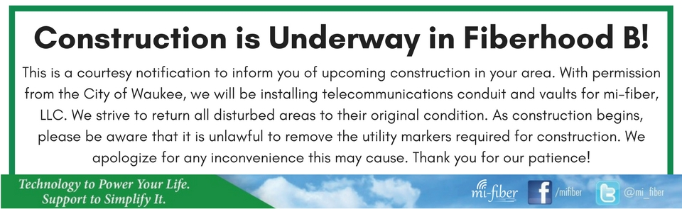 Fiberhood B notice